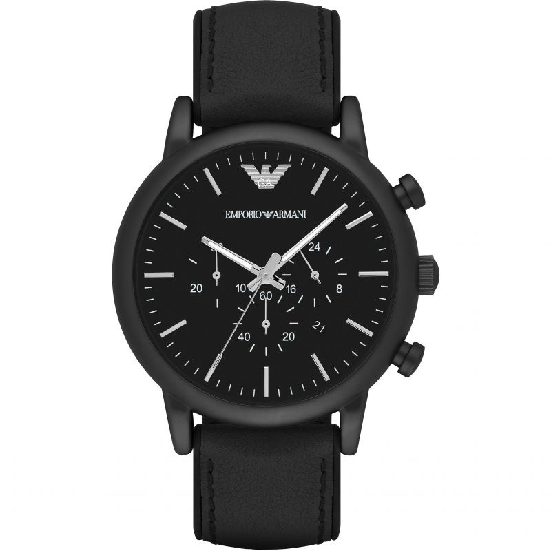 Mens Emporio Armani Chronograph Watch AR1970