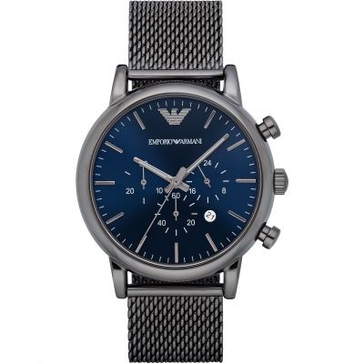 Mens Emporio Armani Chronograph Watch AR1979
