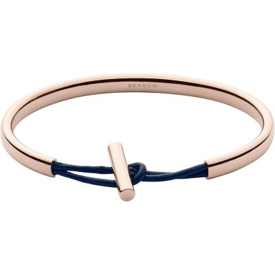 Ladies Skagen PVD rose plating Bangle SKJ0983791