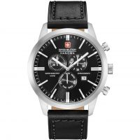 Mens Swiss Military Hanowa Chrono Classic Chronograph Watch