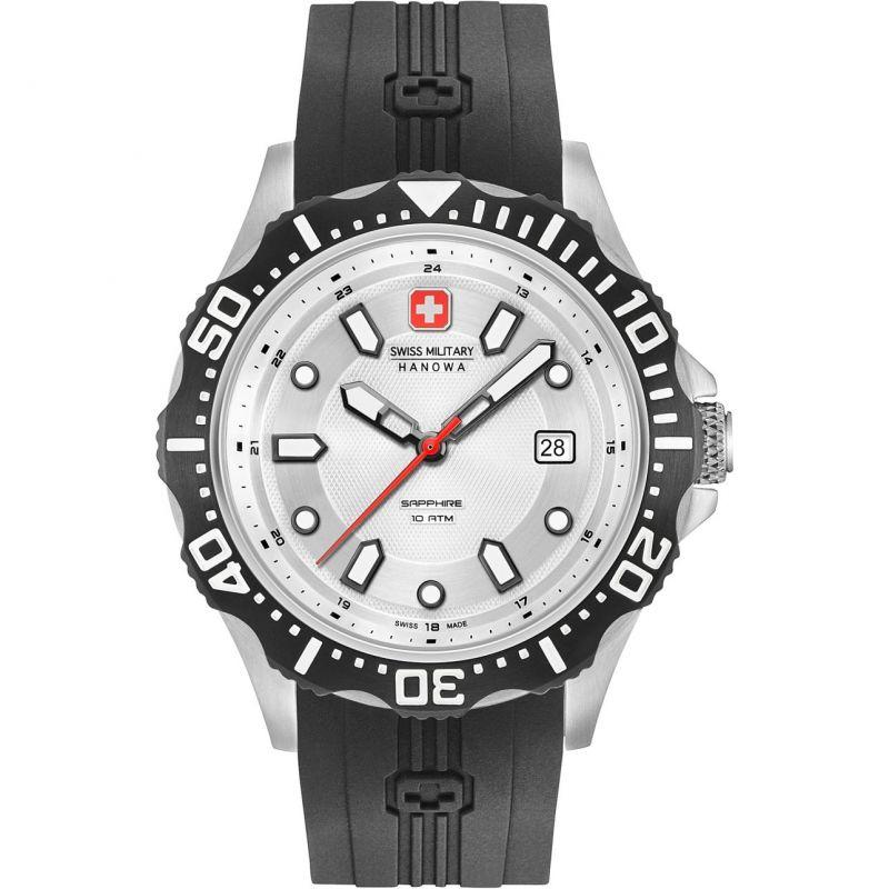 Mens Swiss Military Hanowa Patrol Watch