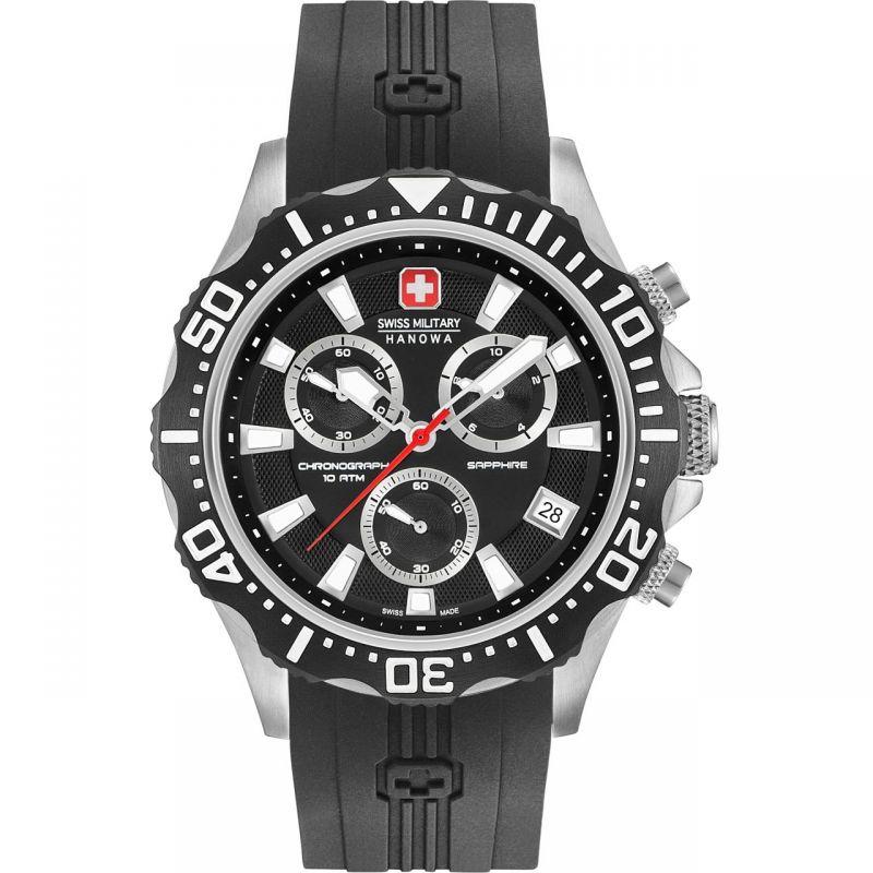 Mens Swiss Military Hanowa Patrol Chrono Chronograph Watch