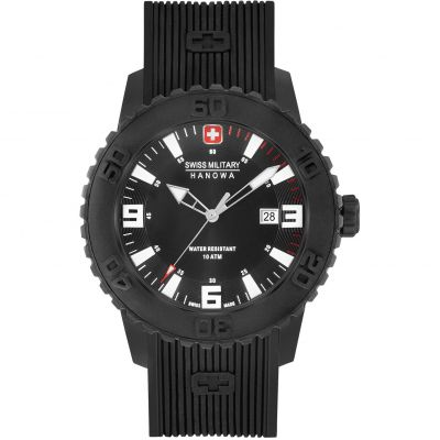Mens Swiss Military Hanowa Twilight II Watch 06-4302.27.007
