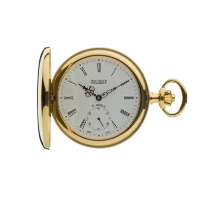 Jean Pierre Hunter Pocket Mechanical Watch JP-G102PM