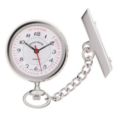 Mount Royal Nurses Fob Pocket Watch MR-B19