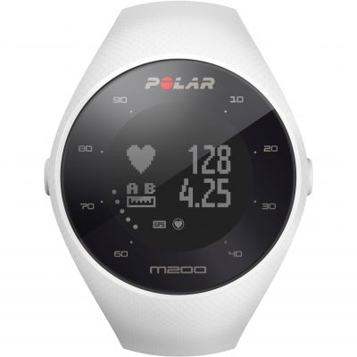 Unisex Polar M200 Bluetooth GPS Activity Tracker Heart Rate Monitor Alarm Chronograph Watch 90067741