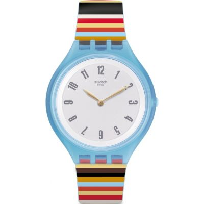 Montre Unisexe Swatch Skinstripes SVUL100