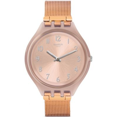 Swatch Skinchic Unisex horloge Rose SVUP100M