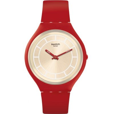 Unisex Swatch Skinhot Watch SVUR100