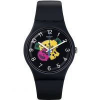 Unisex Swatch Patchwork Watch SUOB140