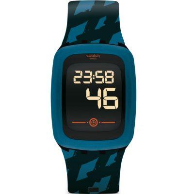 Orologio Cronógrafo da Unisex Swatch Petrozero2 Bluetooth SVQB100 23c2e2608c