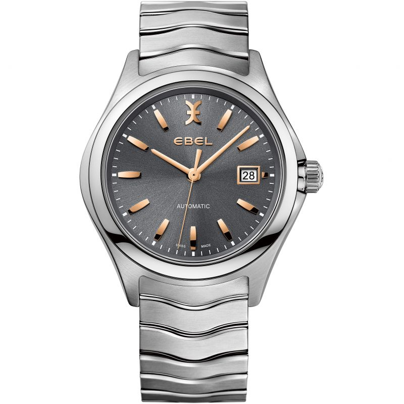 Mens Ebel Wave Automatic Watch