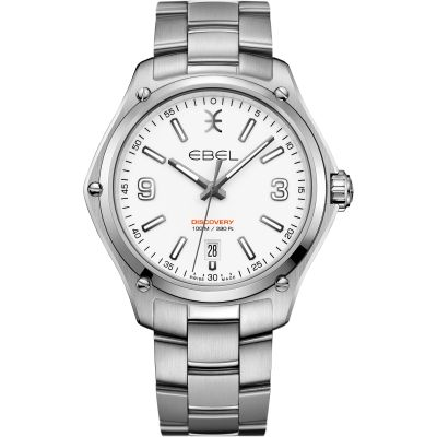 Mens Ebel Discovery Watch 1216399