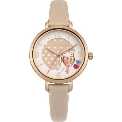 Ladies Cath Kidston Painted Birds Watch CKL035CRG