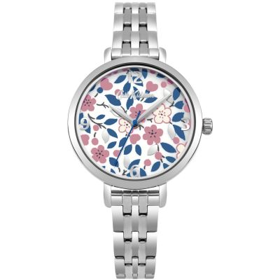 Ladies Cath Kidston Littlemore Flowers Watch CKL037SM