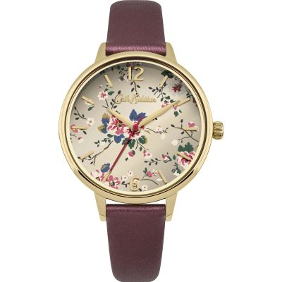 Ladies Cath Kidston Trailing Rose Watch CKL038RG