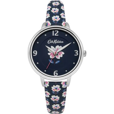 Ladies Cath Kidston Geo Flower Watch CKL042US