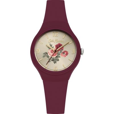 Ladies Cath Kidston Antique Rose Watch CKL029R