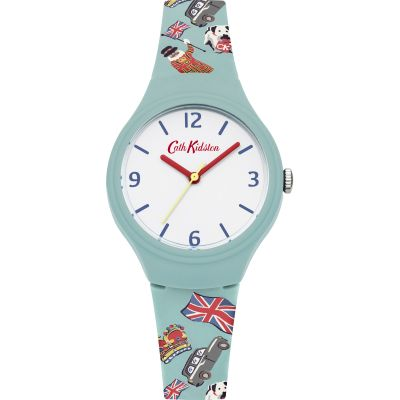 Ladies Cath Kidston London Stamps Watch CKL026N