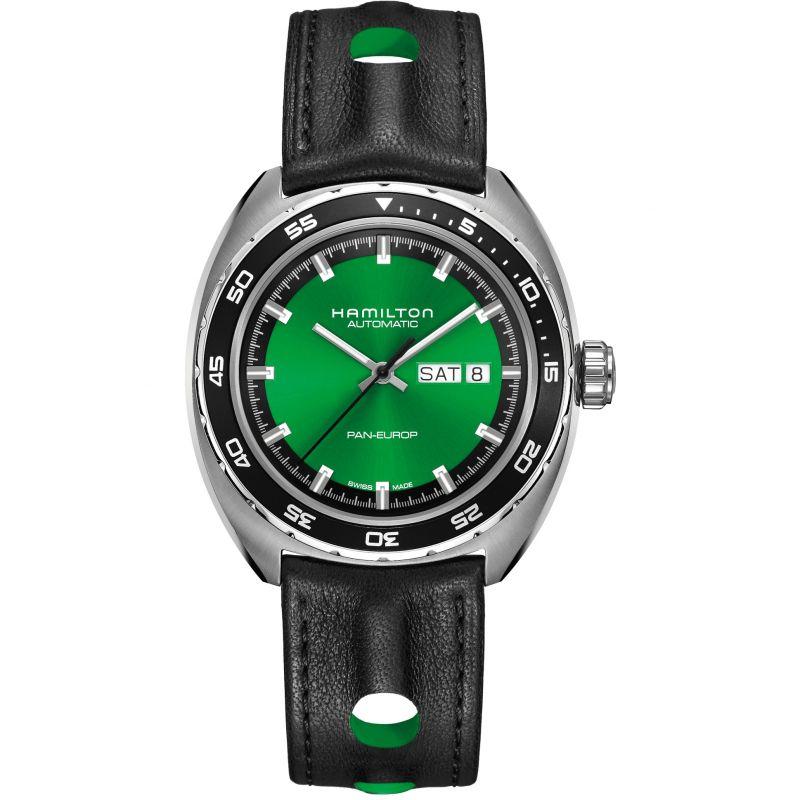 Mens Hamilton Pan-Europ Automatic Watch