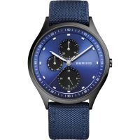 Mens Bering Ultra Light Titanium Watch 11741-827