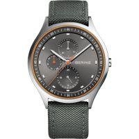 Mens Bering Ultra Light Titanium Watch 11741-879