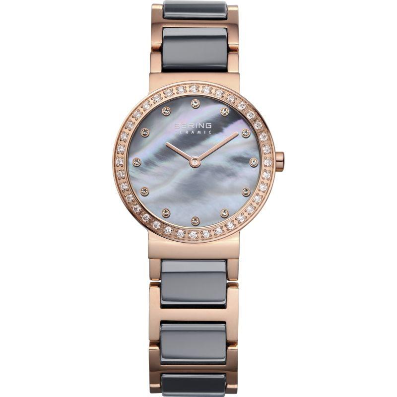 Ladies Bering High-Tech Ceramic Watch