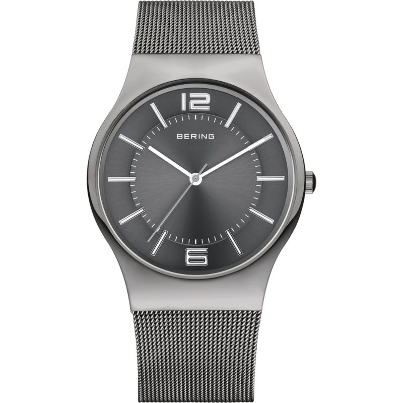 Mens Bering High-Tech Ceramic Watch