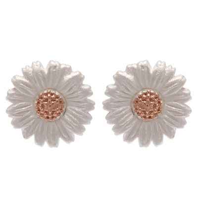 Joyería para Olivia Burton Jewellery Daisy Stud Earrings OBJ16DAE02