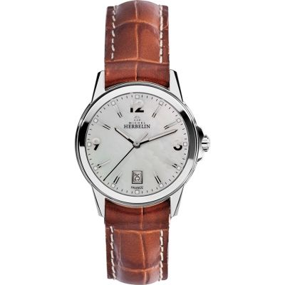 Ladies Michel Herbelin Ambassador Watch 14250/19GO
