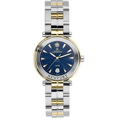 Ladies Michel Herbelin Newport Watch 14285/BT35