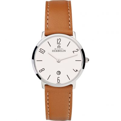 Mens Michel Herbelin Ikone Watch 16915/21GO