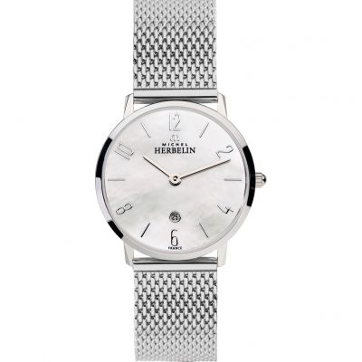 Ladies Michel Herbelin Ikone Watch 16915/29B