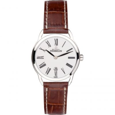 Ladies Michel Herbelin Equinoxe Watch 16977/01GO