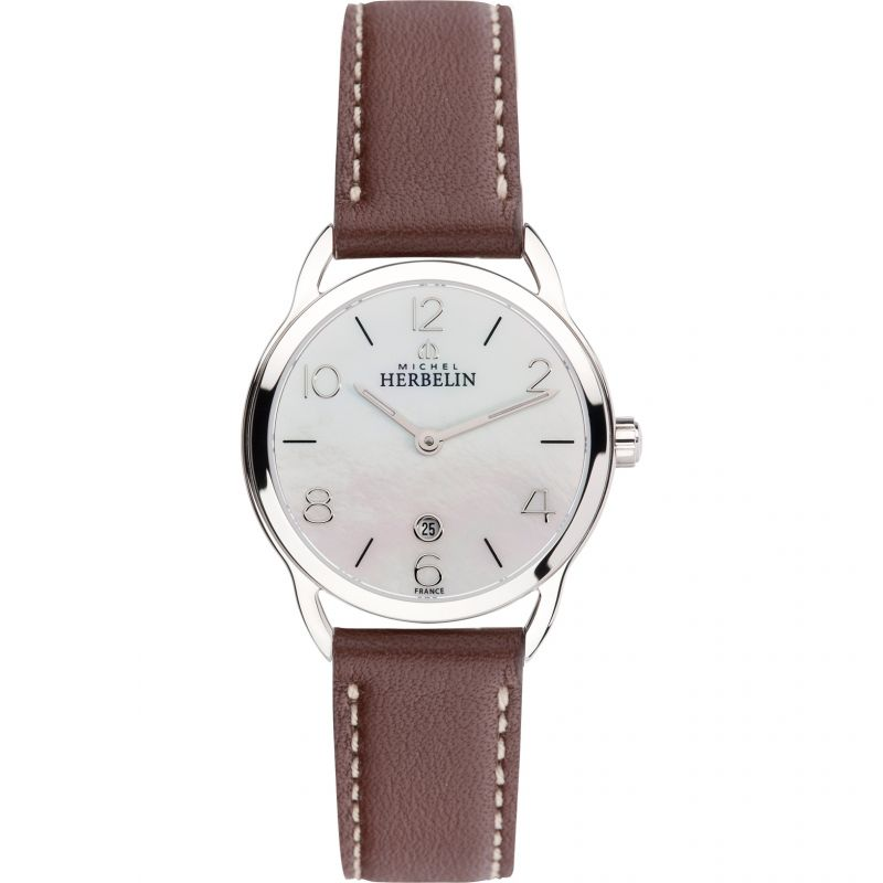 Mens Michel Herbelin Equinoxe Watch