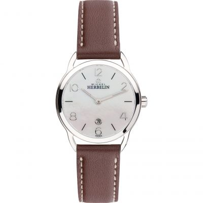 Mens Michel Herbelin Equinoxe Watch 16977/19MA