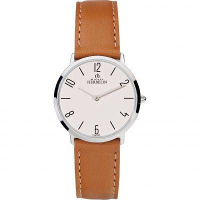 Mens Michel Herbelin Ikone Watch 17415/21GO