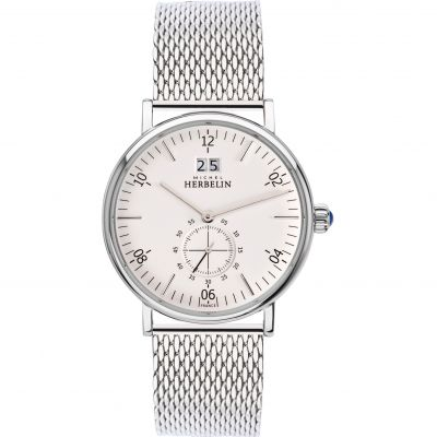 Mens Michel Herbelin Montmartre Watch 18247/11B