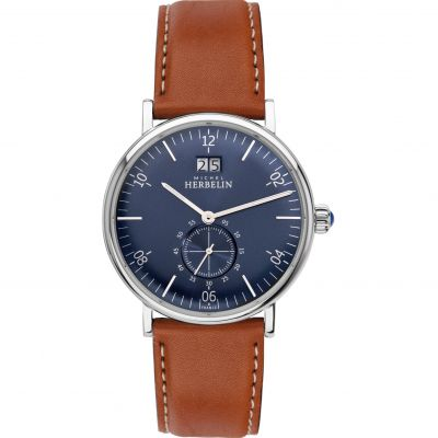 Mens Michel Herbelin Montmartre Watch 18247/15GO