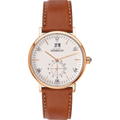 Mens Michel Herbelin Montmartre Watch 18247/PR11GO