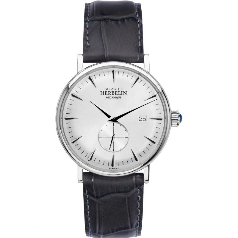 Mens Michel Herbelin Inspiration 1947 Automatic Watch