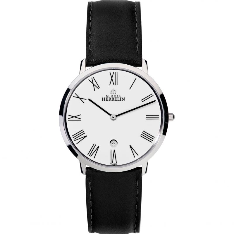 Mens Michel Herbelin Ikone Grand Watch
