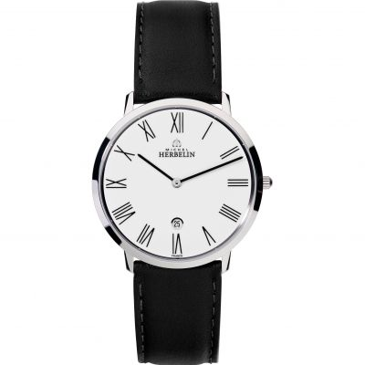 Mens Michel Herbelin Ikone Grand Watch 19515/01