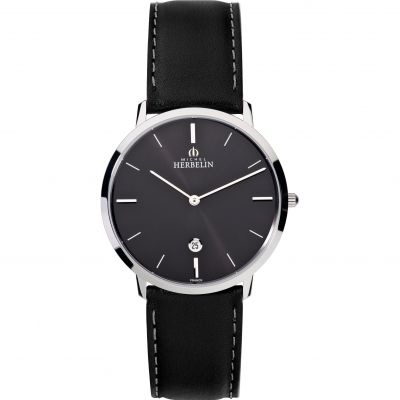Mens Michel Herbelin Ikone Grand Watch 19515/14