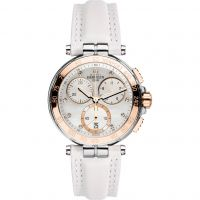 Ladies Michel Herbelin Newport Chronograph Watch