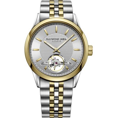 Raymond Weil Freelancer Manufacture RW1212 Herrenuhr in Zweifarbig 2780-STP-65001