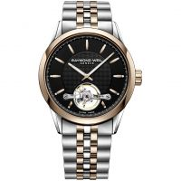 Mens Raymond Weil Freelancer Manufacture RW1212 Automatic Watch