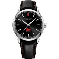 Mens Raymond Weil Freelancer Bowie Limited Edition Automatic Watch 2731-ST-BOW01