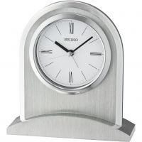Seiko Clocks Mantel Alarm Clock QHE163S