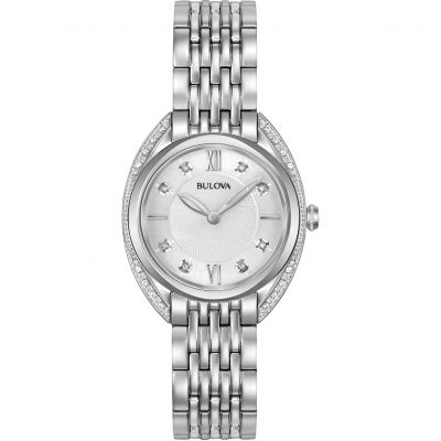 Ladies Bulova CURV Watch 96R212